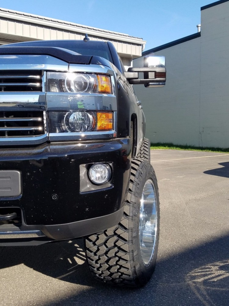 2015 chevrolet silverado 2500 american force shield ss8 rough country suspension lift 5in. Black Bedroom Furniture Sets. Home Design Ideas
